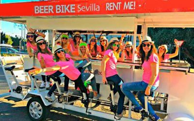 Pack Beer Bike + Cena Show Pika Pika Cruise