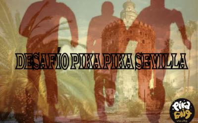 Llega a Sala Pika Pika Sevilla… El Desafío